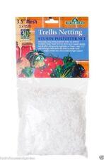 Hydrofarm Trellis Netting Polyester Net 3.5 Inch Mesh 5x15 Foot Garden Plant