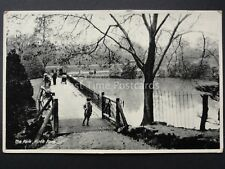 Yorkshire SHEFFIELD Firth Park THE PARK Old Postcard