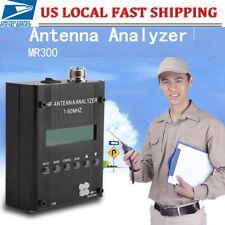 Mr300 Digital Shortwave Antenna Analyzer Meter Tester Ham Radio 1-60M