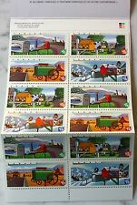 Canada 2000 Booklet #226 Rural Mail Boxes
