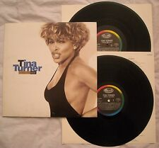 TINA TURNER - SIMPLY THE BEST - ANNO 1991 - Stampa Italiana - 2 LP