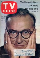 1959 TV Guide August 1 - Dave Garroway; June Lockhart; Maverick; Kathy Nolan