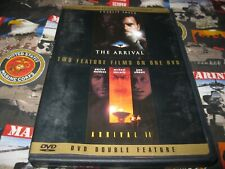 The Arrival/Arrival II DVD