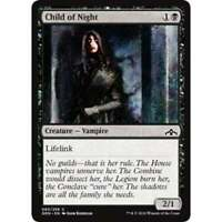 MTG Child of Night Guilds of Ravnica Black Com FOIL Magic the Gathering NM/M