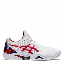 Asics Mens Court Ff Novak Tennis Shoes Lace Up Trainers Sneakers Footwear