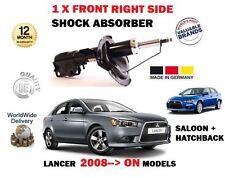 para Mitsubishi lancer 2008>En Adelante 1x AMORTIGUADOR DERECHO 16inch wheels