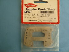 THE VINTAGE KYOSHO PARTS: Brand New Shock Stay Set. Part No: SP57