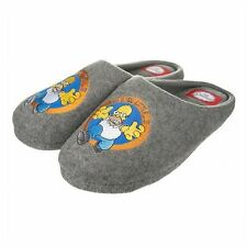 The Simpsons Men's Novelty Slippers