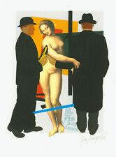 Exlibris Erotic CGD ex libris by MARKIN ROMAN / Russia
