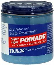 Dax Pomade Super Light Pomade 7.50 oz (Pack of 2)