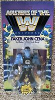Masters of the WWE Universe Jon Cena as Faker Walmart Exclusive MOTU Brand New