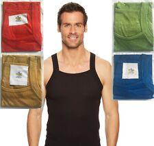 BNWOT Plain Black Vest or Ribbed Vest from Cedar Wood State sizes XS,M,L,2XL