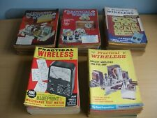 More details for joblot of 60 x practical wireless (1960 - 1964) magazines