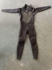 Rip Curl Mens Full Wetsuit Size Medium 4.2 Sealed Chest Zip