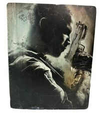 Call of Duty Black Ops 2 PS3 Hardened Edition Steelbook Metal Case Tested Works