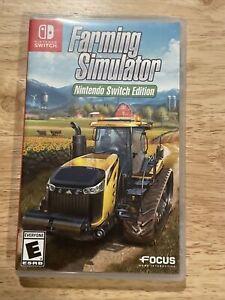 Farming Simulator (Nintendo Switch, 2017)