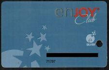 Chile Casino Slot Card Enjoy Club Silver