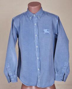 BURBERRY LONDON  Long Sleeve Shirt   8Y-128 cm 100% AUTHENTIC
