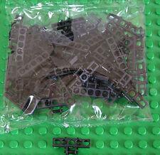 Tecnologia LEGO - 66 x catene membri larga NERO/Collegamenti catena/3873 Merce Nuova