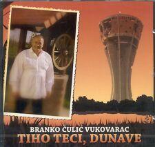Branko Culic VUKOVARAC CD Tiho teci Dunave Bozic Kemal Monteno Hrvatska Kroatien