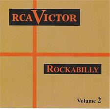 RCA VICTOR ROCKABILLY VOL 2 -  CLASSIC 50s ROCK & ROLL / ROCKABILLY  CD