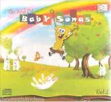 Children Song Mix: Katkouti, Bou Mas3oud, 3andi Bata, Madrasti, Mama ~ Arabic CD