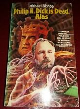 Philip K Dick is Dead Alas - Michael Bishop (Grafton 1988) Paperback