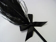 ANN SUMMERS LUXURY FEATHER TICKLER BLACK TIE AND TEASE DRESS UP HEN NIGHT