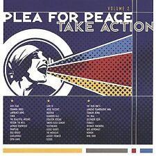 Vol2 Plea For PeaceTake Action - Plea For PeaceTake Action Vol2 [CD]