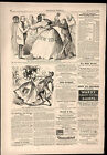 City's Last Struggle Miss Slidell on rampage 1862 Civil War cartoons print