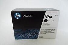 HP 96A Black Toner Cartridge 5K Page-Yield 2100 2100tn 2200dn C4096A SEALED NEW!