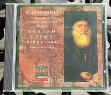 O Lusitano: Portuguese Vilancetes, Cantigas and Romances (CD, Virgin)