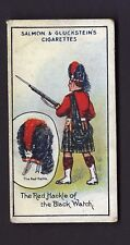 SALMON & GLUCKSTEIN - TRADITIONS OF THE ARMY & NAVY (SMALL) - #17 BLACK WATCH