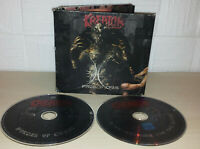 KREATOR - HORDES OF CHAOS - CD + DVD