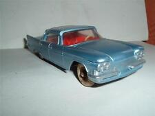 DINKY TOYS 550 CHRYSLER SARATGO IN REPAINTED CRACKED REAR GLASS MADE IN FRANCE
