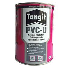 Tangit PVC-U Spezial henkel Kleber für PVC/ Hart-PVC Rohrverbindung 500g o. 1 kg