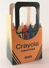 Eight (8) Hallmark 5.5In. X 5In. X 3In. Crayola Crayons Gift Box With Handles