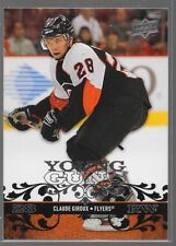 08/09 Upper Deck Young Guns Rookie RC Claude Giroux 235 Flyers