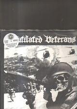 MUTILATED VETERANS - necro crust warhead LP