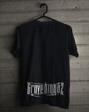 NEW 1997 Gravediggaz vintage 90s rap tee RZA WU-TANG hip hop Prince Paul T-shirt