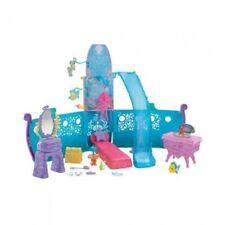The Little Mermaid Royal Ship Playset  Disney Princess Ariel 15 pieces New