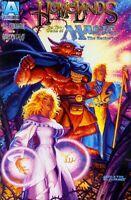 Homelands #1 Magic The Gathering Armada Comic 1st Print 1996 Unread NM