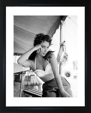 Elizabeth Taylor Framed Photo CP1654