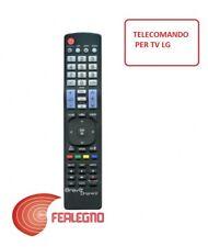 MANDO A DISTANCIA NEGRO SOLO PARA TV LG LCD DEL PLASMA TELEVISIÓN ART.92500