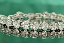 3.00CTW ROUND LCS DIAMOND WEDDING ENGAGEMENT TENNIS BRACELET 7.5  Inches