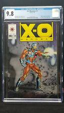 X-O Manowar #1 CGC 9.8 Free Priority Mail Shipping