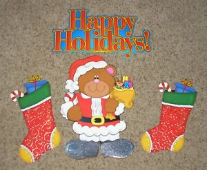 "Teacher Resource:  ""Christmas"" Bulletin Board Set"
