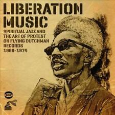 VARIOUS ARTISTS - LIBERATION MUSIC: SPIRITUAL JAZZ AND THE ART OF PROTEST ON FLY