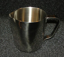 Stainless Steel Steaming/Frothing Pitcher SS-120, 12-Ounce