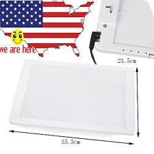 wall mounted Dental X-Ray Film Instant Illuminator Light Box Viewer Panel A4